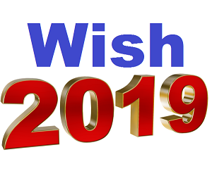 Wishing New Year