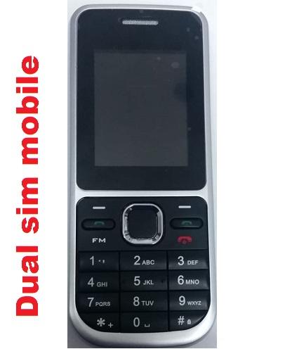 Dual SIM Mobile Phone k119